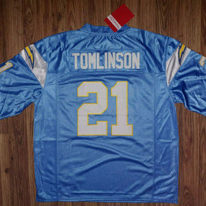 Mitchell & Ness Ladianian Tomlinson Throwback XL